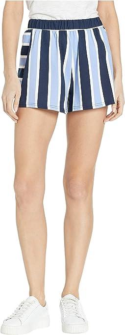 Striped Flirty Shorts