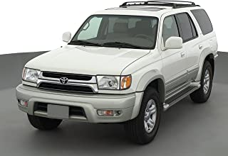 2001 Toyota 4Runner Limited, 4-Door 3.4L Automatic Transmission 4-Wheel Drive (SE), Thunder Cloud/Thunder Cloud