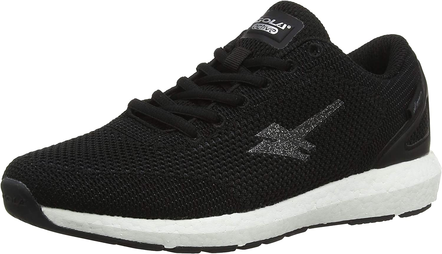 Gola Active X-Pand Swift Black Womens Running Trail shoes