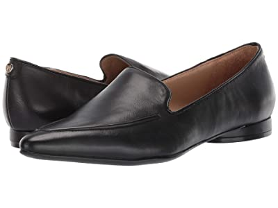 Naturalizer Haines (Black Leather) Women