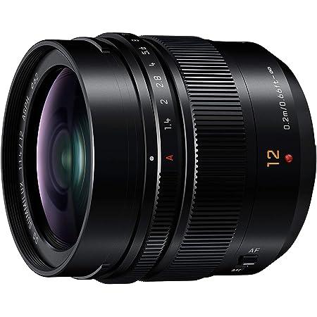 Panasonic H X012e Leica Dg Summilux Weitwinkel 12 Mm Kamera