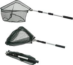 RESTCLOUD Fishing Landing Net with Telescoping Pole...