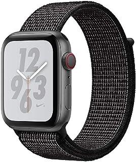 Apple Watch Nike+ Series 4 Reloj Inteligente Gris OLED Móvil GPS (satélite) - Relojes Inteligentes (OLED, Pantalla táctil,...