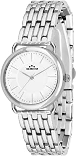 Chronostar R3753274501 Juliet Year Round Analog Quartz Silver Watch