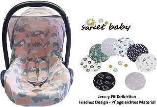 2 St/ück Baby Car Seat Gurtbez/üge Universal-Kinderwagen-Sicherheitsgurt Kissen f/ür Neugeborene Rosa