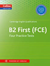 FIRST (FCE) FOUR PRACTICE TESTS WITH MP3 AUDIO CD (Collins Cambridge English)
