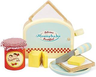 Le Toy Van Le Toy Van brödrost i trä flerfärgad, flerfärgad