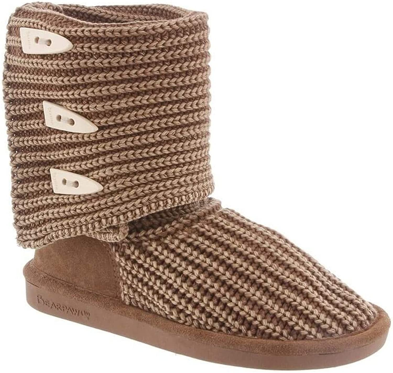 Bearpaw Knit Tall Women's Boot