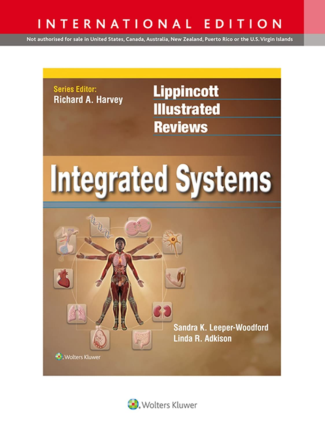 おかしいリレーチェスをするLippincott Illustrated Reviews: Integrated Systems (Lippincott Illustrated Reviews Series) (English Edition)