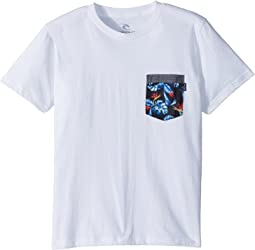 Rip Curl Kids - Mack Premium Pocket Tee (Big Kids)