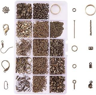 Best art deco jewelry findings Reviews