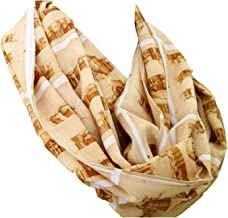 Best infinity scarf drawing Reviews