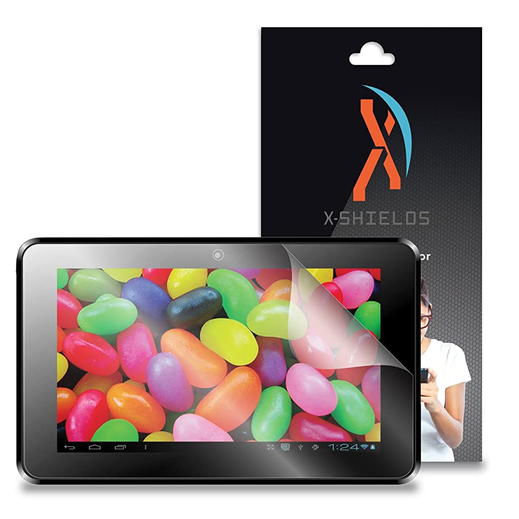 XShields? (4-Pack) Tablet Screen Protectors for Supersonic Matrix MID SC-999 9
