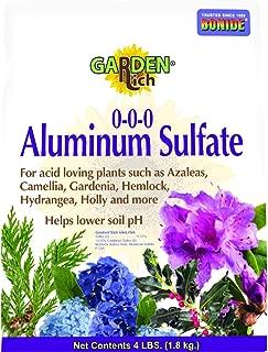 Bonide Products INC 705 037321007050 Aluminum Sulfate, 4 Pound, Multi (2)