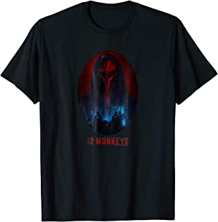 12 Monkeys The witness Standard T-Shirt
