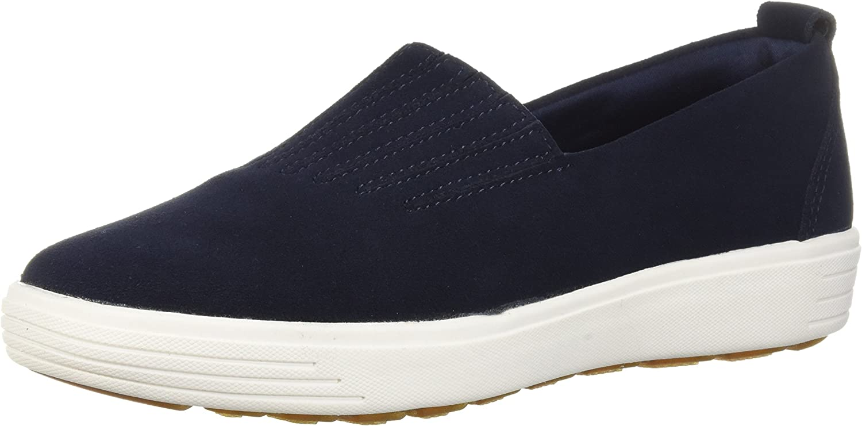Skechers Womens Comfort Air - Europa - Gored Slip-on Sneaker, Skech-air Midsole & Classic Fit Sneaker