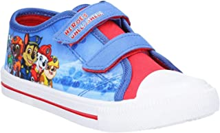 Leomil Boys Paw Patrol Low Touch Fastening Trainer