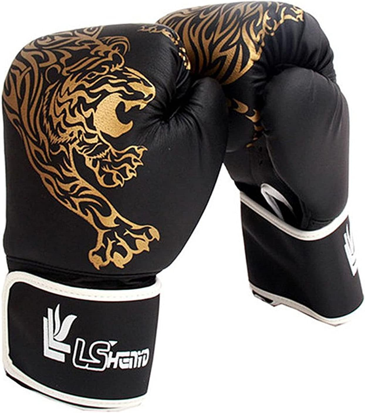 JINSHANDIANLIAO Kick Boxing Gloves PU D Max 45% 40% OFF Cheap Sale OFF Karate Thai Muay Guantes