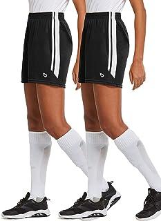 BALEAF Women's 5'' Basketball Soccer Lightweight Shorts...