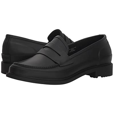 Hunter Refined Penny Loafer Matte (Black) Women