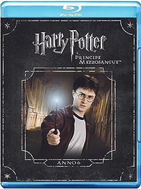 harry potter e il principe mezzosangue (blu-ray+e-book) blu_ray Italian Import