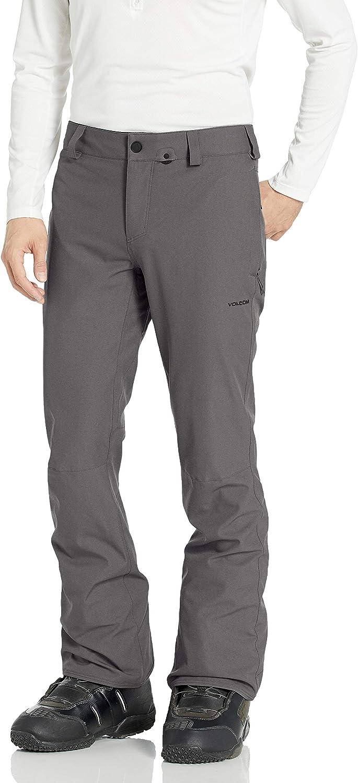 Volcom Mens Klocker Tight Fit Snowboard Pant Pants