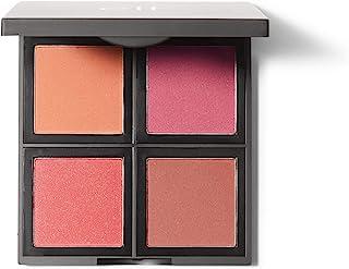 e.l.f. 83315 Studio Blush Palette - Dark.14 oz