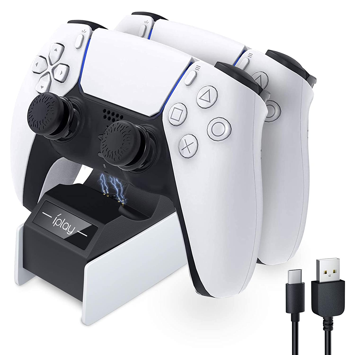 PS5 Choice Controller Charger HONEYWHALE 5 Charg Cash special price Playstation