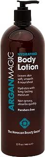 ARGAN MAGIC - Hydrating Body Lotion (32 Ounce / 946 Milliliter)