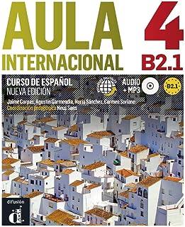 Aula internacional 4. Libro del alumno + Audio-CD (mp3). Nueva edición