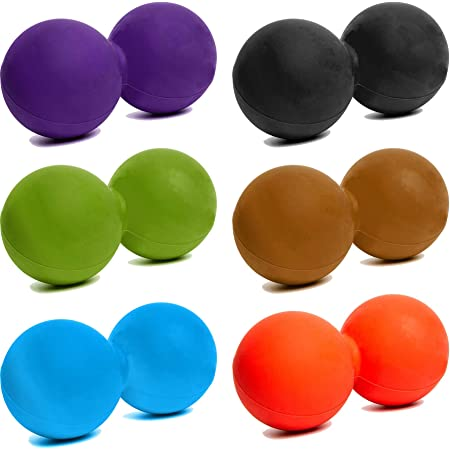 LACROSSE Massageball Faszien Faszientraining Faszienrolle Massage Ball 8cm