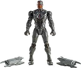 Justice League- Figura básica Cyborg (Mattel Spain FGG65)