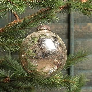 Ragon House Kugel Ornaments, Silver