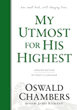 My Utmost for His Highest: Updated Language Hardcover