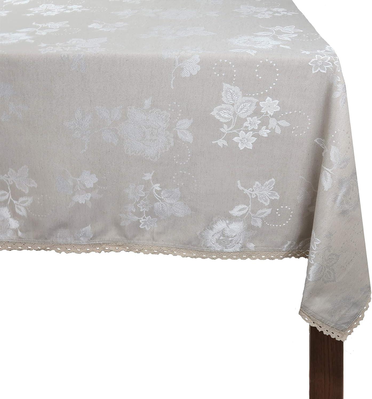 Lenox 7606 Gabrielle Tablecloth, 60