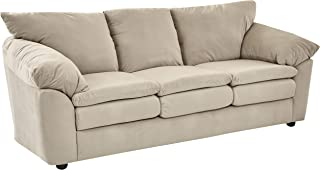 Ravenna Home Darian Oversized Pillow Sofa, 92