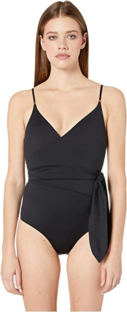 Timeless Basic One-Piece Wrap