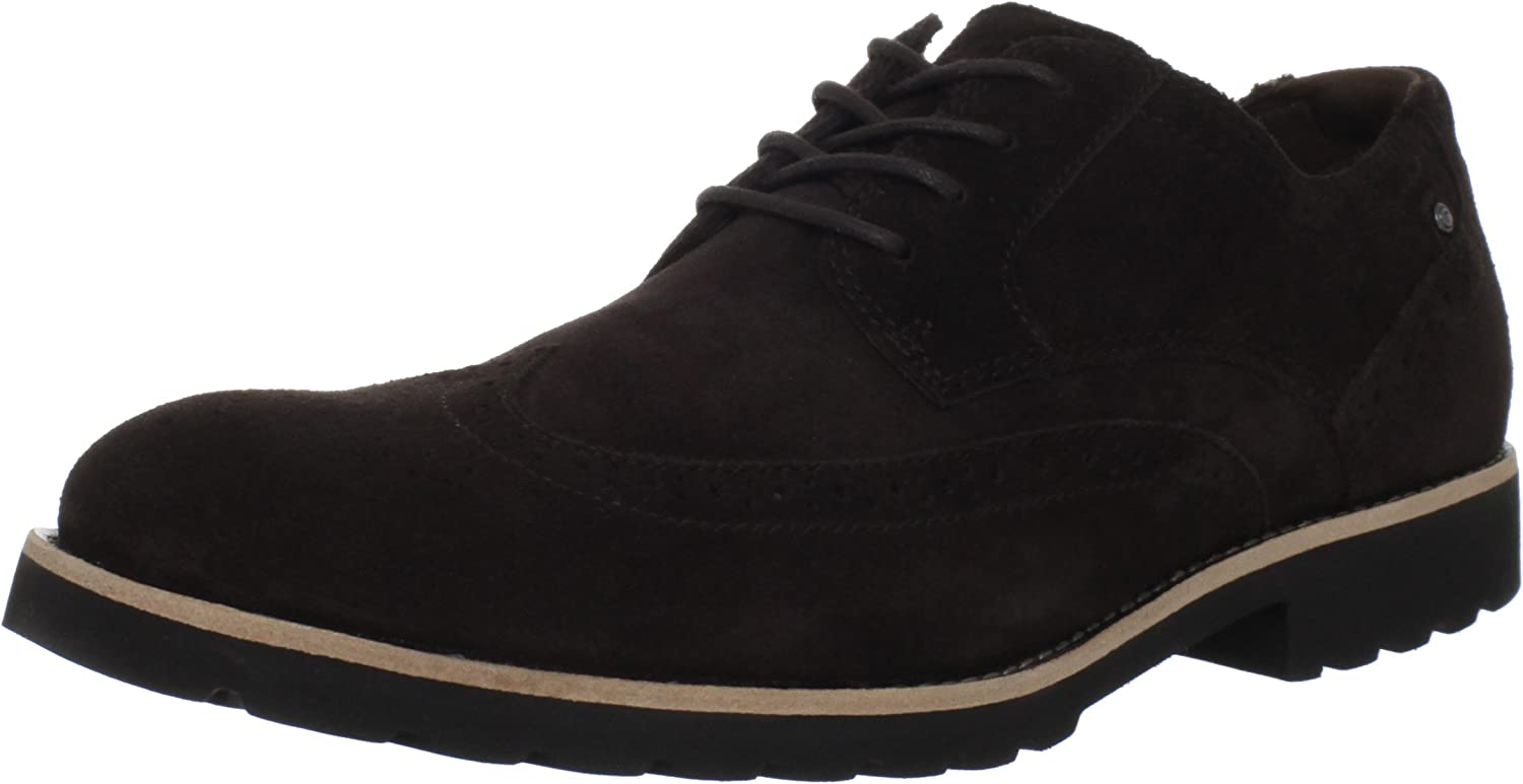 Rockport Men's Ledge Hill Tip Wing NEW Lace-Up- Colorado Springs Mall