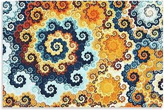 Canvas Muur Art Schilderen voor Woondecoratie Landschap Schilderij Ingelijst Kunstwerk Foto van Woonkamer Decoratie Swirl ...
