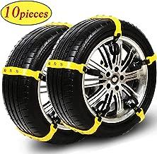 Best 14x17.5 tire chains Reviews