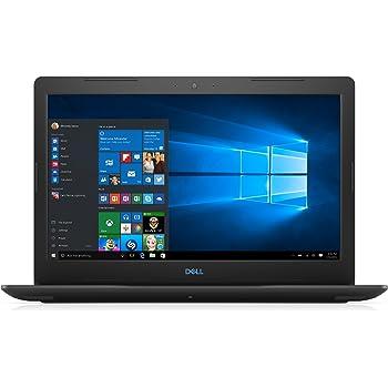 "Dell Gaming Laptop - 15"" FHD, 8th Gen Intel Core i7-8750H CPU, 16GB RAM, 256GB SSD+1TB HDD, NVIDIA GeForce GTX 1050TI, Windows 10 Home, Black - G3579-7989BLK-PUS"