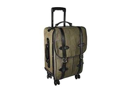 Filson Rolling 4-Wheel Carry-On (Otter Green) Carry on Luggage