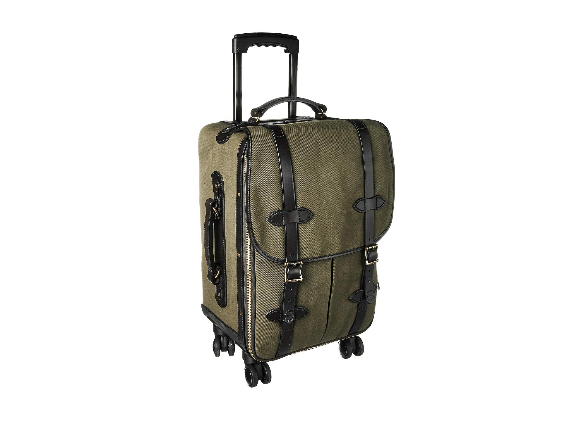 Carry on Filson wheel Green Rolling 4 Otter OqOfaZ8w
