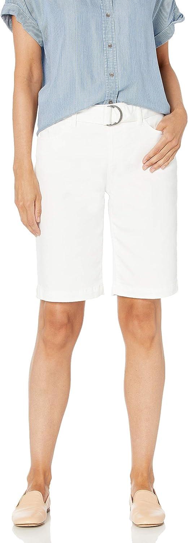 Jag Jeans Max 49% Max 57% OFF OFF Women's Thelma Pull Short on Belt Bermuda W