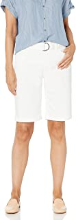 Jag Jeans Women's Thelma Pull On Bermuda w/Belt Short