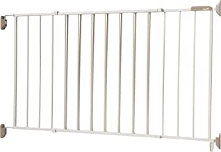 Safety 1st Wide & Sturdy Sliding Metal Gate, Fits Spaces Between 40