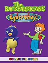 Backyardigans and Cyberchase Coloring Book: 2 in 1 Coloring Book for Kids and Adults, Activity Book, Great Starter Book for Children with Fun, Easy, and Relaxing Coloring Pages