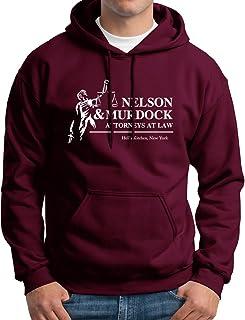 New York Fashion Police Nelson & Murdock Attorneys at Law Hooded Sweatshirt