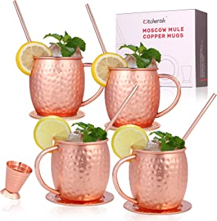 Vodka For Moscow Mule