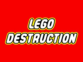 Lego Destruction